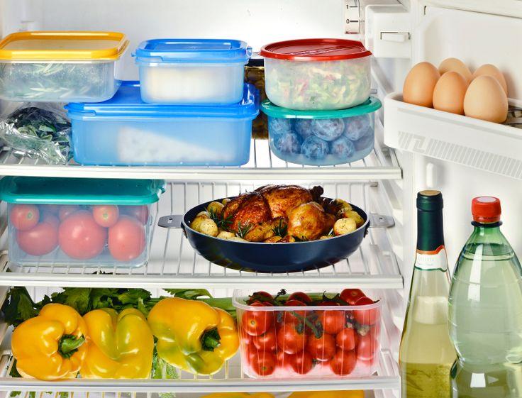 Frigorifero: ogni cibo al posto giusto!