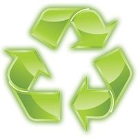 Dos and Don'ts Those recycling icons at the bottom of bottles, cans, boxes, containers and other used goods tend to get a little confusing when it comes to what to recycle and how. Use the SheKnows.com Recycle Chart to determine what materials are safe to recycle and which should be trashed.