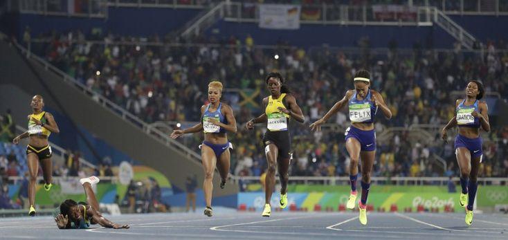 Fotos: Shaunae Miller, oro en 400 metros femenino   Deportes   EL PAÍS