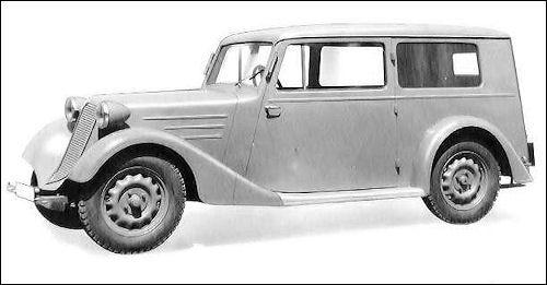 Tatra 1938
