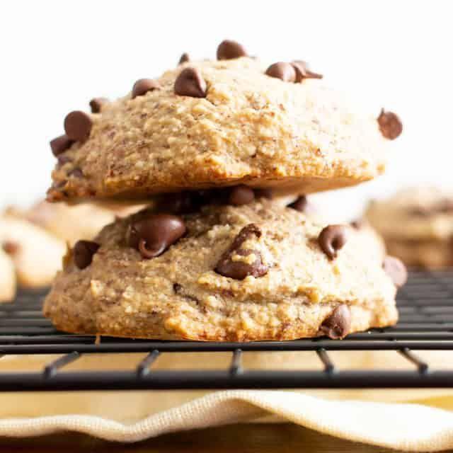 3 Ingredient No Bake Peanut Butter Oatmeal Cookies Healthy Vegan