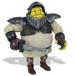 Shrek the Third: Movie Action Figure - Sir Shrek the Brave 6 @ niftywarehouse.com #NiftyWarehouse #Shrek #Movies #Movie