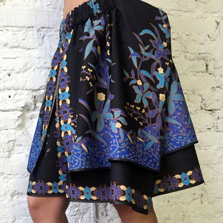 Bali Soul skirt, new boho skirt, boho-chic skirt, boho, tribal, bohemian skirt, юбка из хлопка, юбка в стиле бохо-шик, бохо юбка by lalaethnicwave on Etsy