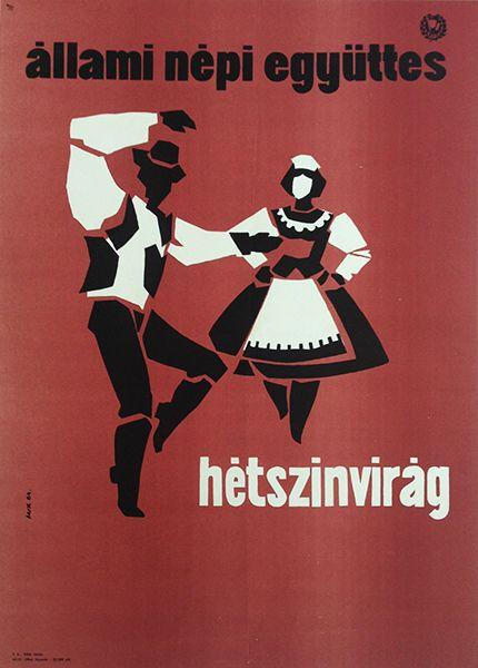 Hungarian State Folk Ensemble - Rainbow Garland