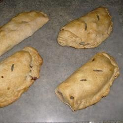 Cornish Pasty Recipe  just made this with an onion gravy, so good. Used sirloin tip for the beef.