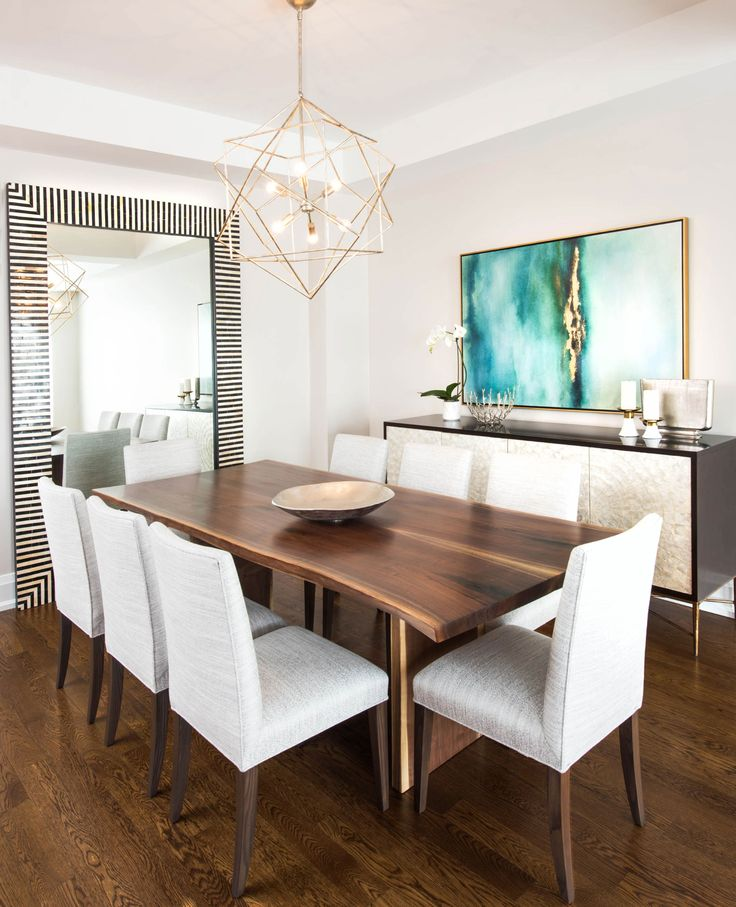 Stunning Walnut Dining Room Tables Ideas
