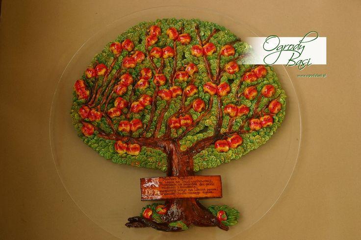Prezent na podziękowanie dla rodziców drzewo genealogiczne www.ogrodybasi.pl  #prezent #slub #podziękowanie #podziękowanie_dla_rodziców #rocznica_slubu_rodziców