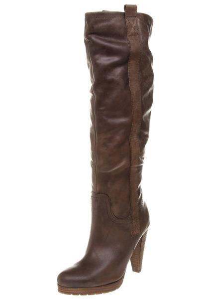 Какая модная зимния обувь в этом году фото
