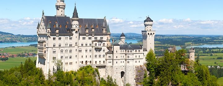 Budget travel information for Germany, including things to do, how to save money, top destinations, and general costs for visiting the country.