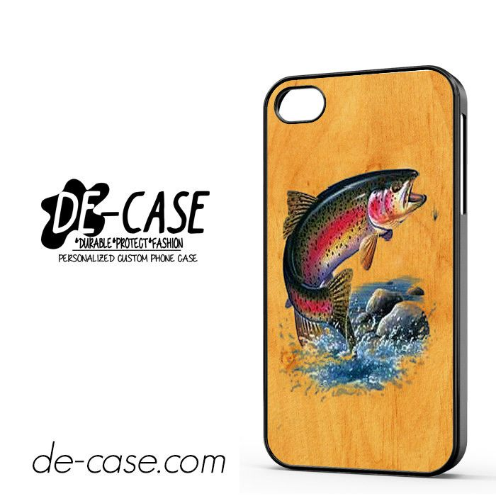 Bass Fishing Game Vintage DEAL-1362 Apple Phonecase Cover For Iphone 4 / Iphone 4S