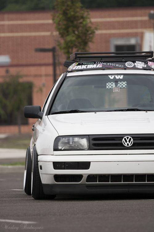 VW Black n White
