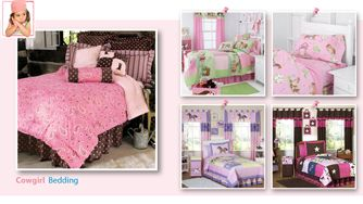 Cowgirl Theme Bedrooms | Girls Western Room Design
