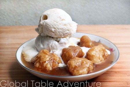 Grandpa's Maple Dumplings (Grandpères): Cold Vanilla, Recipes ...