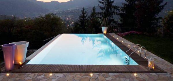 piscine a sfioro design - Cerca con Google