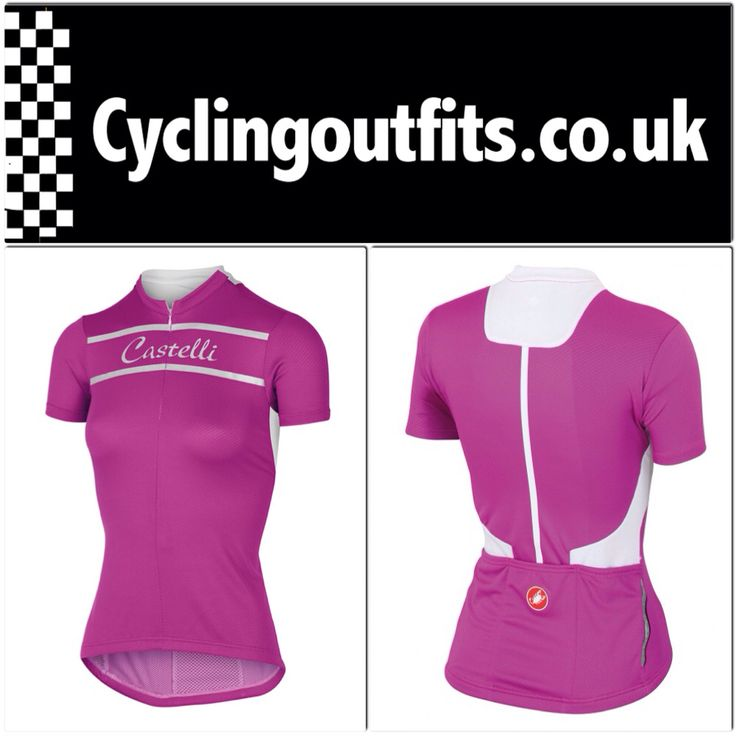 Castelli knows how to treat the female cyclists!