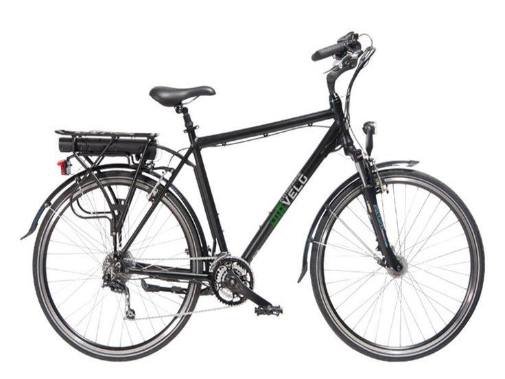 Ηλεκτρικά Ποδήλατα : Diavelo Pedelec Fyn Tour