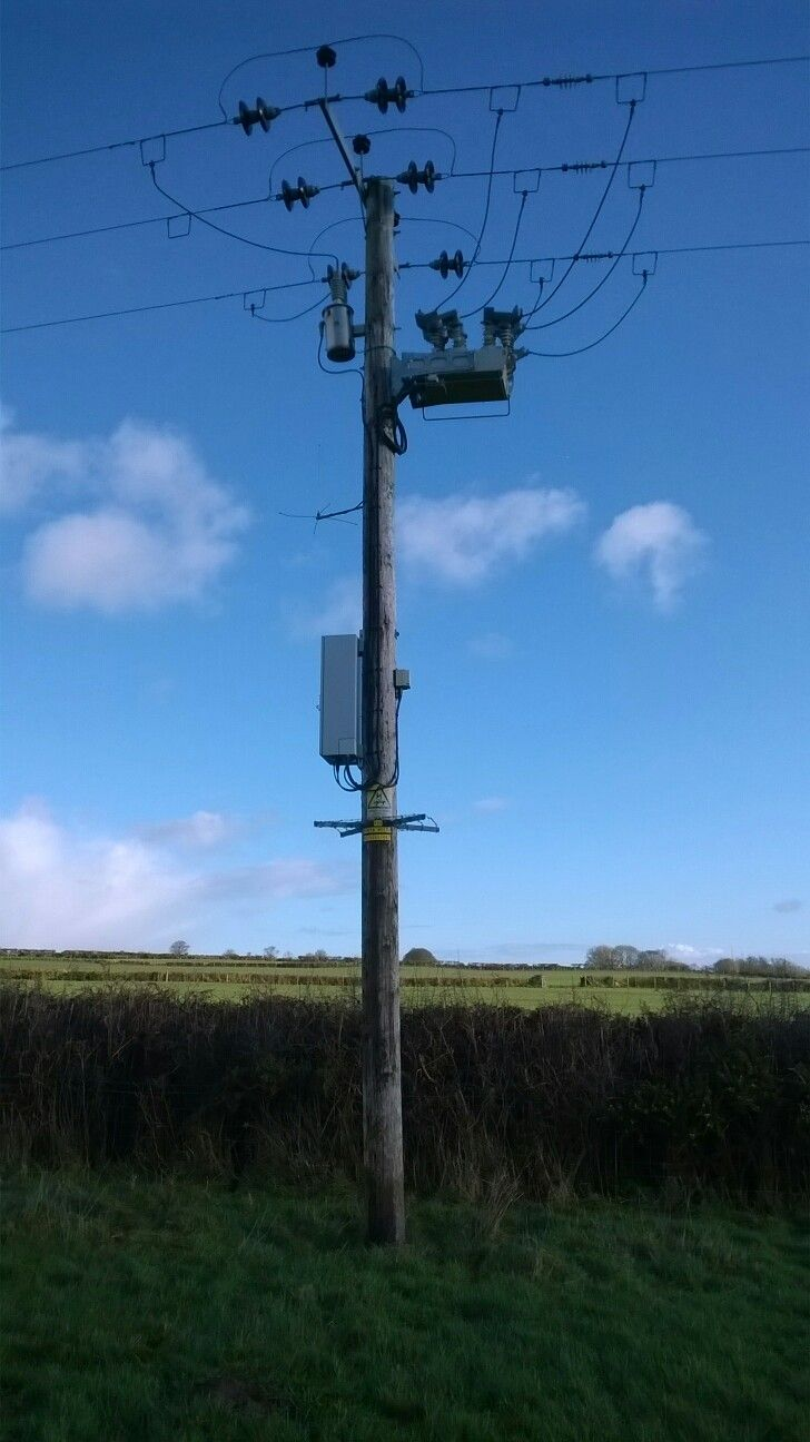 NOJA Power in Anglesey, N. Wales LL61