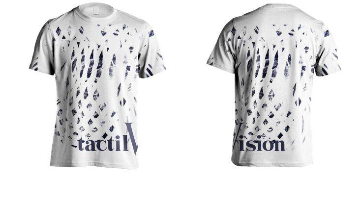 Tactil Vision - Val del Omar - Diseñoideas T Shirt Designs