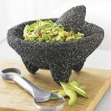 Molcajetes~ i still need to buy one of these... trying to grind fresh spices on a cutting board just dose not work!