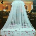 Elegant Lace Insect Beds Canopy Netting Curtain Round Dome Mosquito Net Bedding … – Bedding