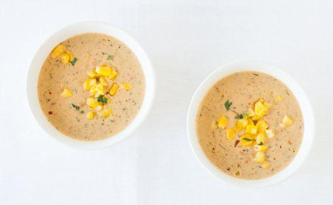 #Epicure Corn Chowder