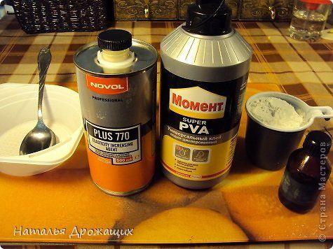 Поделка изделие Лепка Плетение Холодный фарфор БЕЗ ВАРКИ Бумага газетная Фарфор холодный фото 1