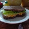 Gluten Free Toasted Pimento Cheese Sandwich Recipe | FaveGlutenFreeRecipes.com