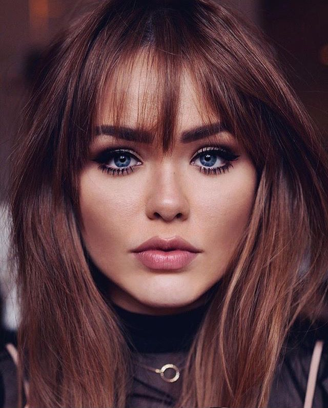 What a Beauty: Kristina Bazan.