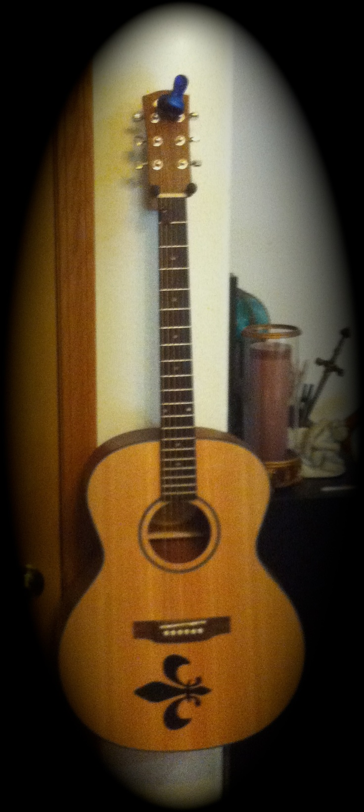 my Fleur de lis guitar: Style, Lis Guitar, Fleur De Lis