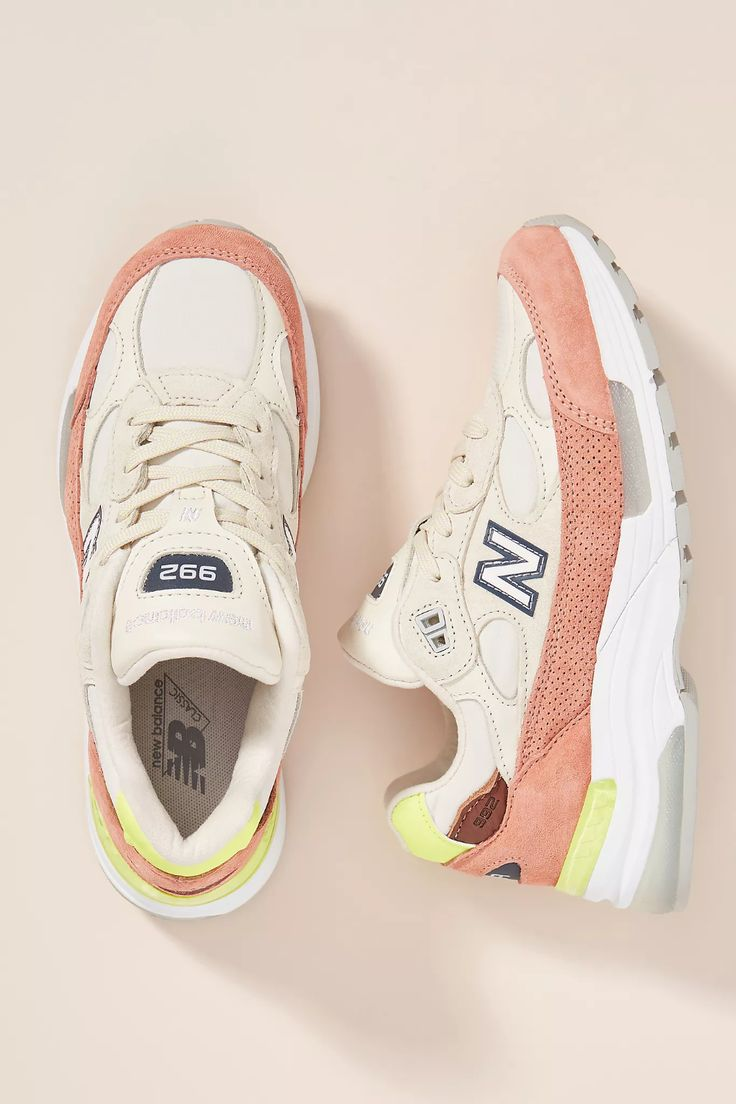 New Balance 992 Dad Sneakers in 2020 Dad sneakers
