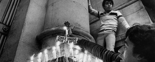 """Exposición Fotográfica """"Fragmentos/Memorias/Imágenes. A 40 años del Golpe"""""""
