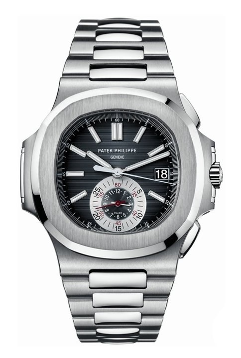 Gents Patek Philippe Nautilus Chronograph 5980/1A As New - In Stock