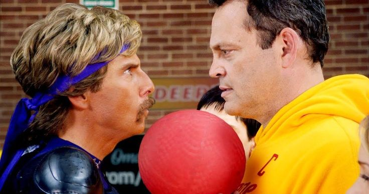 Dodgeball Cast Reunites for Charity Game in Epic Video -- Ben Stiller, Vince Vaughn and the cast of Dodgeball are back together 13 years later for a new Omaze campaign. -- http://movieweb.com/dodgeball-cast-reunion-video-omaze/
