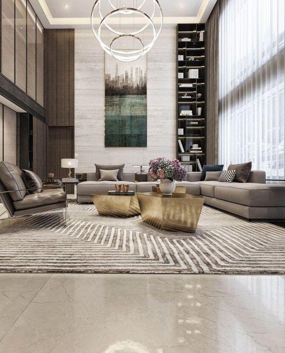 33 Delightful Living Space Furniture Design Ideas To Inspire You Luxury Interior Design Living Room Luxury Living Room Modern Style Living Room Decor