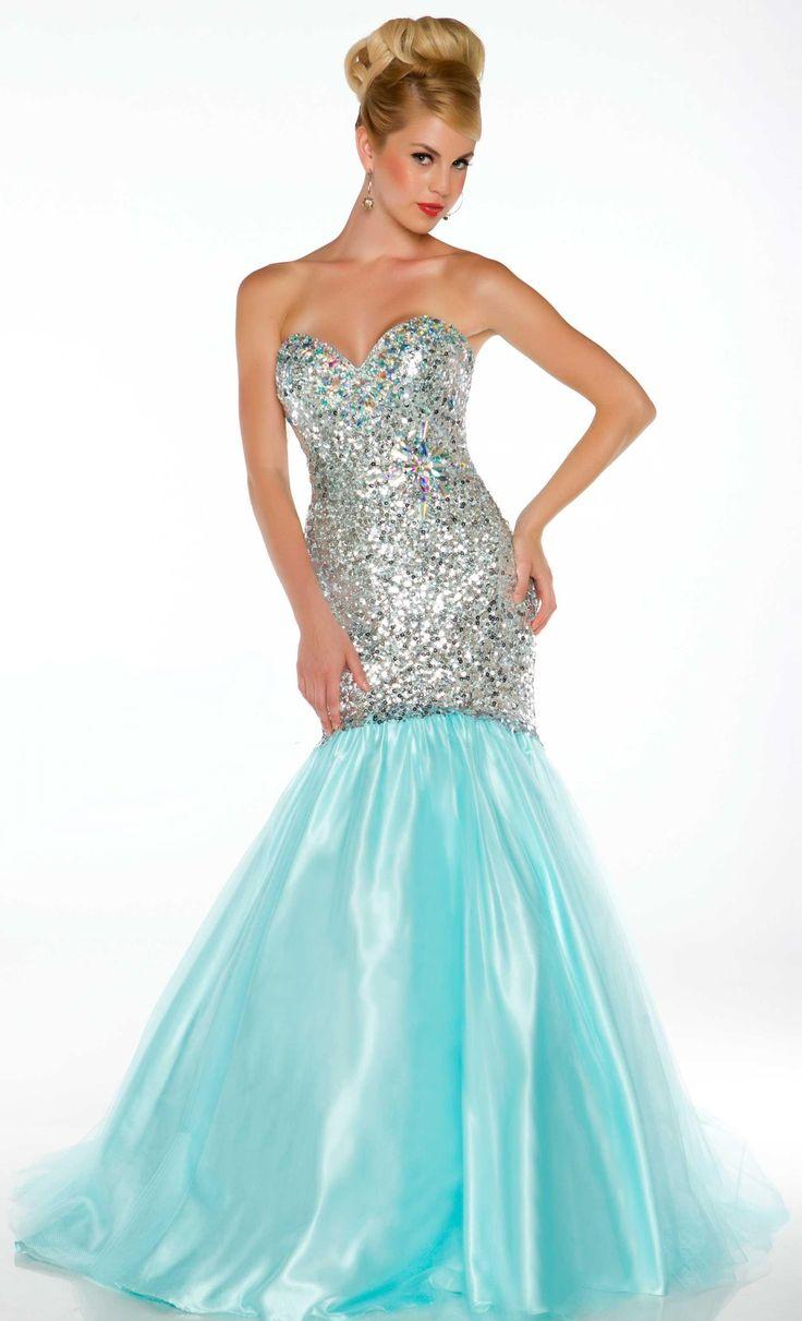 38 best Prom dresses images on Pinterest | Ballroom dress, Long ...