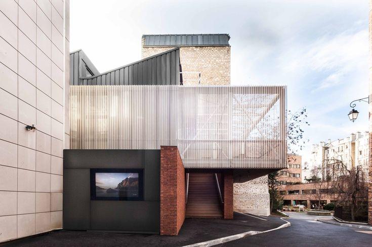 THE 25 / D.A Architectes