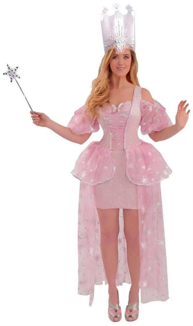 PartyBell.com - Wizard of Oz Glinda Adult #Costume