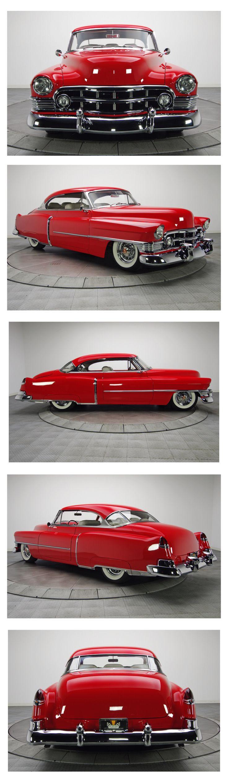 De l'allure, du charme, ce n'est autre qu'une Cadillac Series 61 de 1960 #vintage