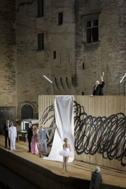 Le Roi Lear - Festival d'Avignon 2015  Dir. Olivier Py  CHECK OUT THE PAGE FOR MORE PHOTOS AND A FEW VIDEOS