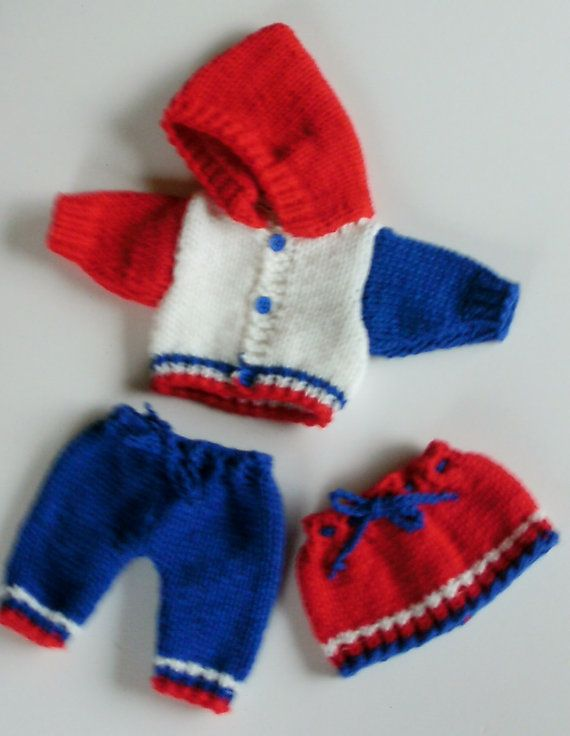 KNITTING PATTERN--DOWNLOAD INSTANTLY Note: If you are from a country that collects VAT taxes, please message me before ordering, letting me know which pattern(s) you are interested in...thx! Fits 12-14 inch Cabbage Patch Babies, Preemies, Berenguer La Newborn, and other 14-16 inch dolls