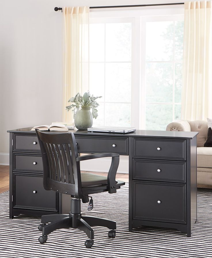 From Homedecorators Choose An Office Desk That Gives You Plenty Of Storage And E To Work Tip