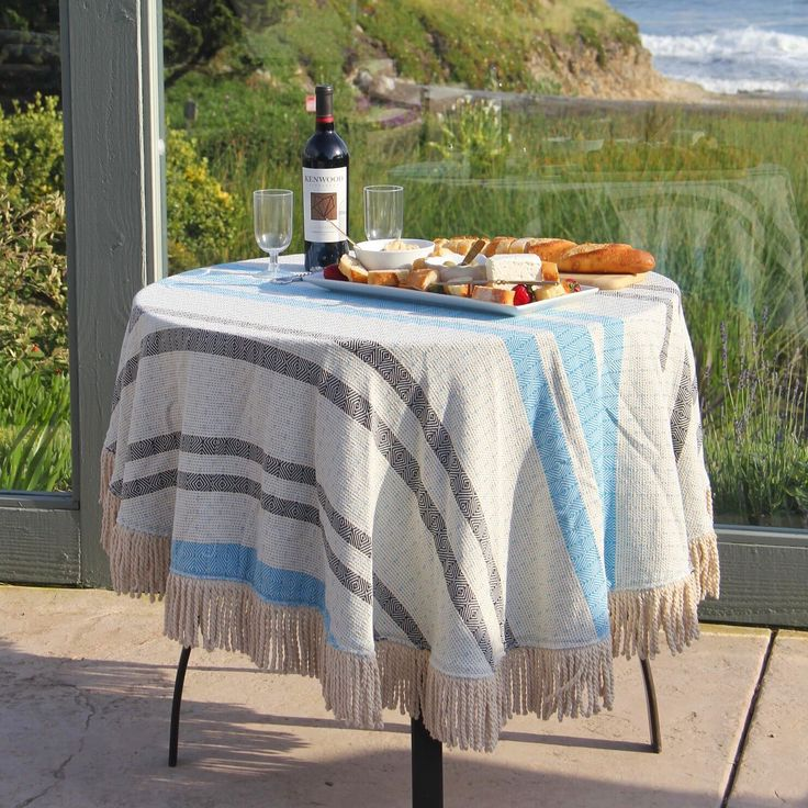 Our round towel makes the perfect tablecloth, picnic blanket, or beach towel 💙 Buy online ON SALE today for $52.95 plus FREE shipping at theactivetowel.com ✨  #RoundTowel #BeachTowel #Picnic #PicnicBlanket #TableCloth #BeachBlanket #BeachTowel #Outside #Outdoors #Wine #Cheese #Happy #Love #Beautiful #Smile #Instadaily #Summer #Instalike #Instagood #PhotooftheDay #PicoftheDay #OptOutside #Swimmers #Swim #Swimming #SwimEssentials #BeachEssentials
