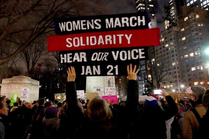 The Complicated, Controversial, Historic, Inspiring Women's March