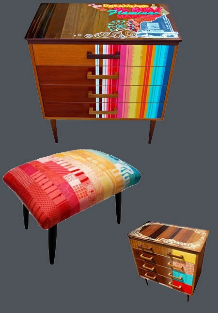 Upcycling ideas upcycling with goodwill pinterest graphic prints furniture and graphics - Upcycling ideas for furniture ...