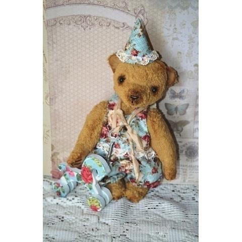 Teddy bear Tommy. Author - Svetlana Mikhailenko - http://arthandmade.net/mihailenko.svetlana Teddy, bear, teddy bear, toy, collectible toy, gift, original gift, teddy artist, handmade, craft, тедди, мишка, мишка тедди, игрушка, коллекционная игрушка, подарок, оригинальный подарок, художник, ручная работа