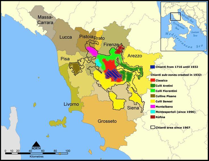 Descubre la Toscana: Strade del Vino Toscano