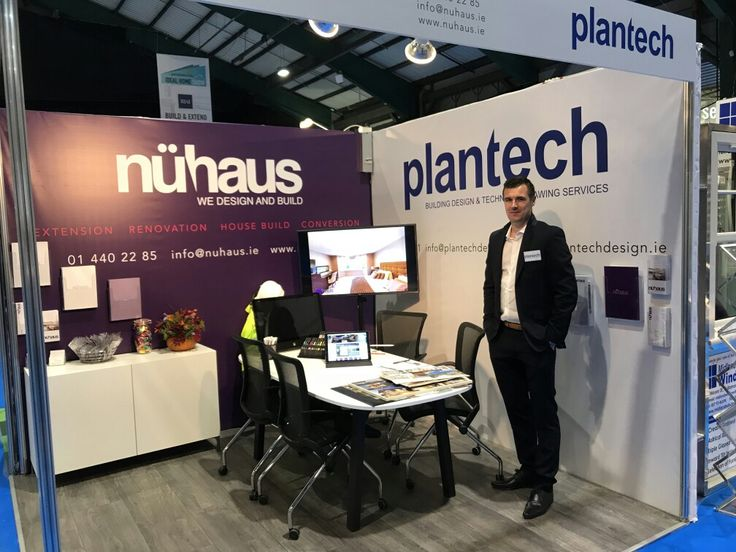 Dear Customers,  Thank you all from Nuhaus Ltd + Plantech for coming and visiting our stand during  last 4 days in RDS Ideal Home Show.  It was great time. We will visit you shortly in your home with our free architectural consultations.  We design and Build -Christopher Boylan
