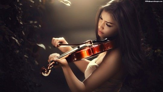 Love Girl Wallpaper Mobile9 : Sad Violin Girl Images, Pictures, Photos, HD Wallpapers To Draw Pinterest Sad, Girls and ...