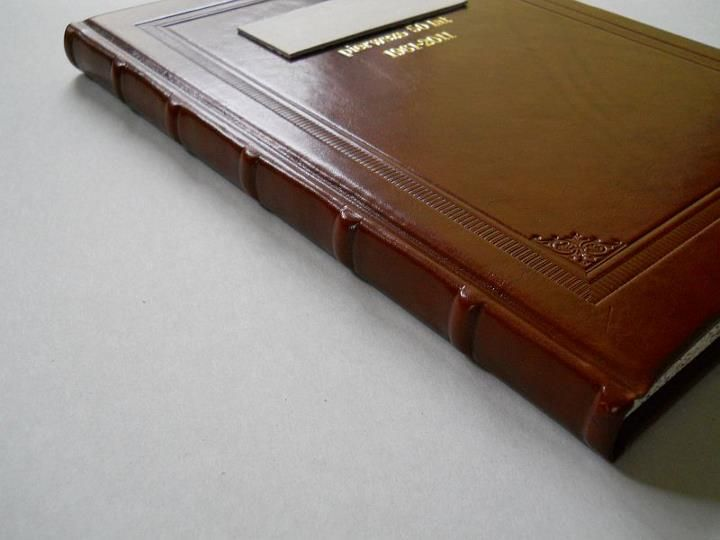 oprawa książki 50 lat