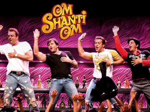 The Farah Khan directorial 'Om Shanti Om' starring Shah Rukh Khan and Deepika Padukone has clocked 9 years of his release.